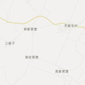 法库和平交通地图_中国电子地图网图片