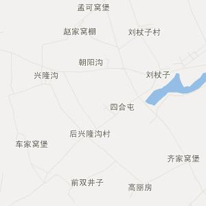 锦州到朝阳地图