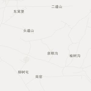 朝阳市双塔区行政区划图