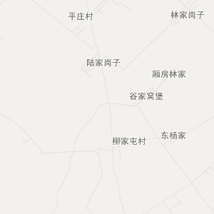 = 梨树小城子旅游地图 =