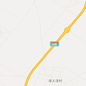 吉林省交通地图 松原市交通地图