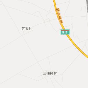 吉林交通地图 松原交通地图