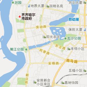 民航航班已开 通齐齐哈尔至北京,广州,上海,沈阳,大连,天津,黑河