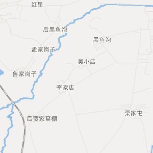 吉林省交通地图 长春市交通地图