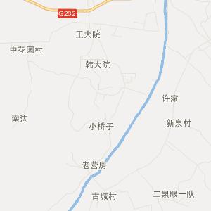 吉林交通地图 通化交通地图