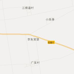扶余县弓棚子镇交通地图图片