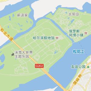 哈尔滨市高开区迎宾路