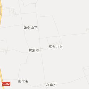 绥化明水旅游地图_明水旅游图