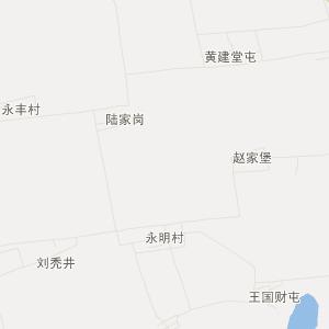 绥化明水交通地图_明水在线交通图