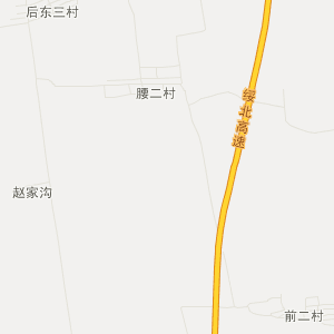 望奎灯塔交通地图_中国电子地图网