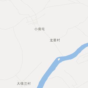 牡丹江宁安交通地图_宁安在线交通图