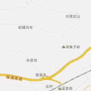 黑龙江交通地图 牡丹江交通地图