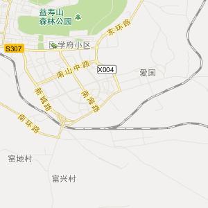 双鸭山市尖山区电子地图