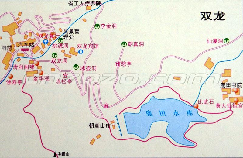 【北京双龙山】地址,电话