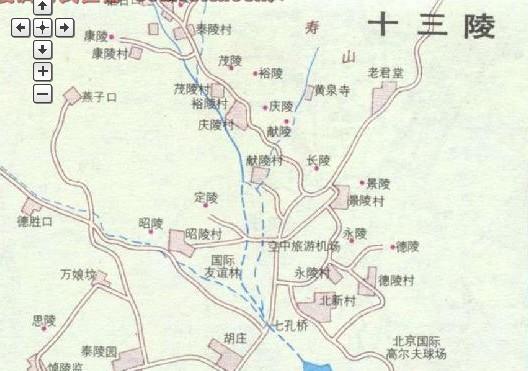 【十三陵水库】地址,电话,简介(北京市)_图吧地图
