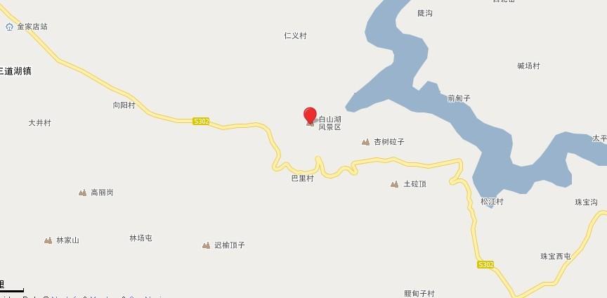 简介(白山市)_图吧地图
