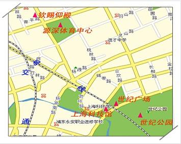 豫园结构图