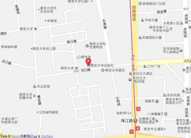 南京到柳州地图