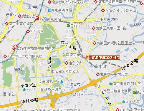 红山动物园,南京火车站