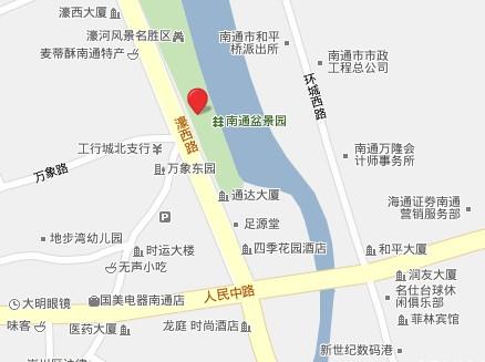 【南通盆景园】地址,电话