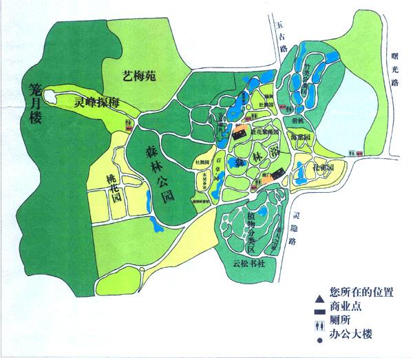 【杭州植物园】地址,电话,简介(杭州市)_图吧地图
