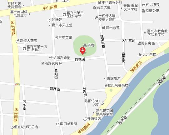 北京大兴野生动物园导游图