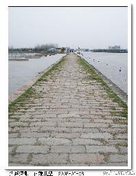 宝带桥,又名长桥,与卢沟桥,广济桥,五亭桥,赵州桥,安平桥,十字桥,风雨图片