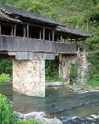 只是,与安平桥一样古老的东洋桥,却有着与安平桥完全不同的命运.图片