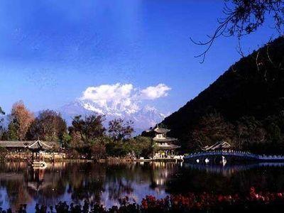北京黑龙潭自然风景区