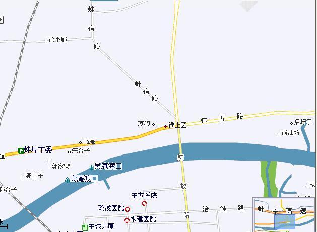 安徽省蚌埠淮上区地图查询,蚌埠淮上区电子地图,蚌埠淮上区行政