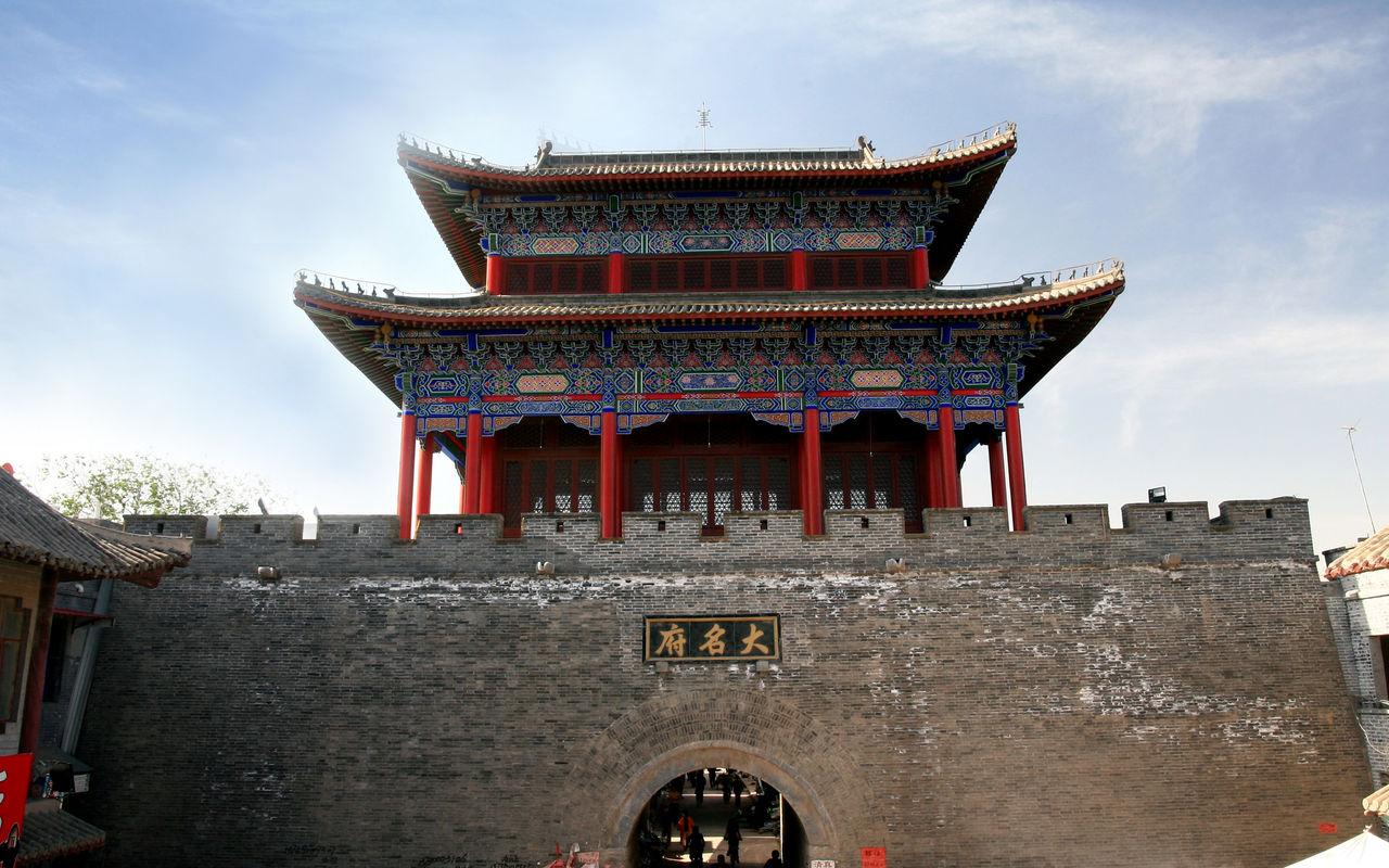 邯郸市 >大名县  大名县位于河北省东南部,冀,鲁,豫三省交界处,是冀