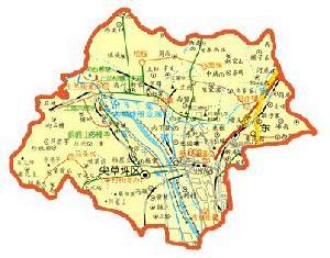 太原尖草坪区电子地图,太原尖草坪区行政地图全图,高清版大图