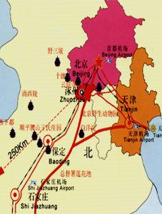保定涿州市地图查询,保定涿州市电子地图,保定涿州市行政地图全