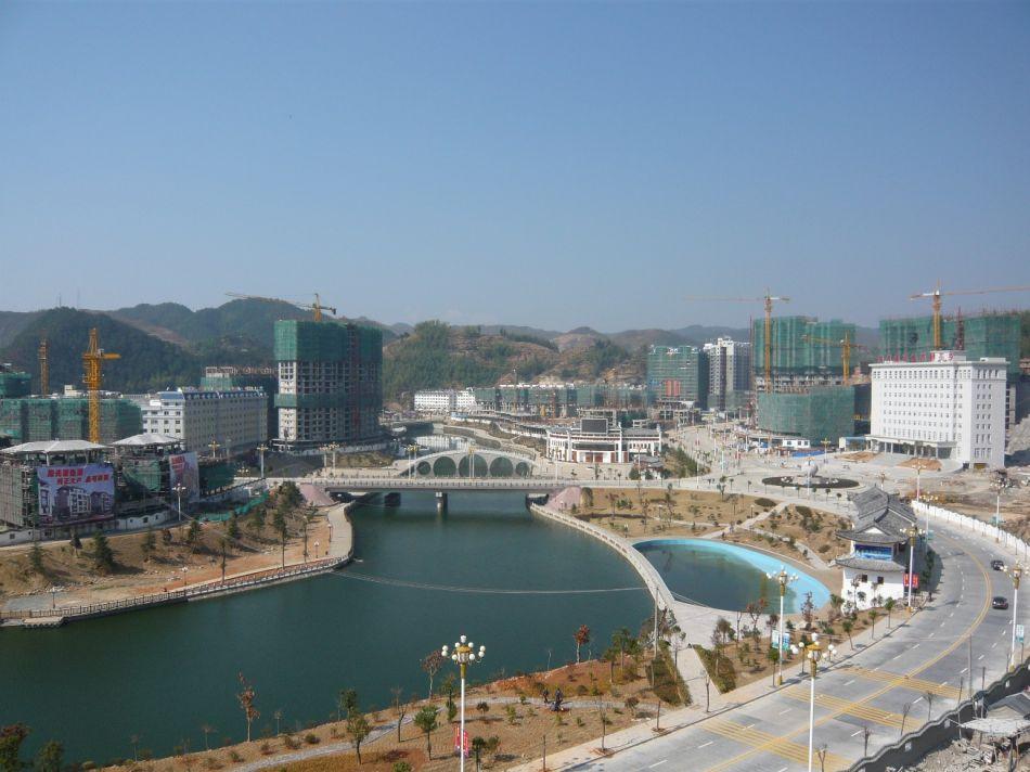 宁德市寿宁县地图