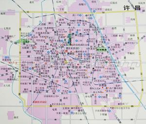 许昌市地图 -许昌地图查询,许昌电子地图,许昌行政地图全图,高清