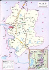 来宾合山市电子地图,来宾合山市行政地图全图,高清版大图