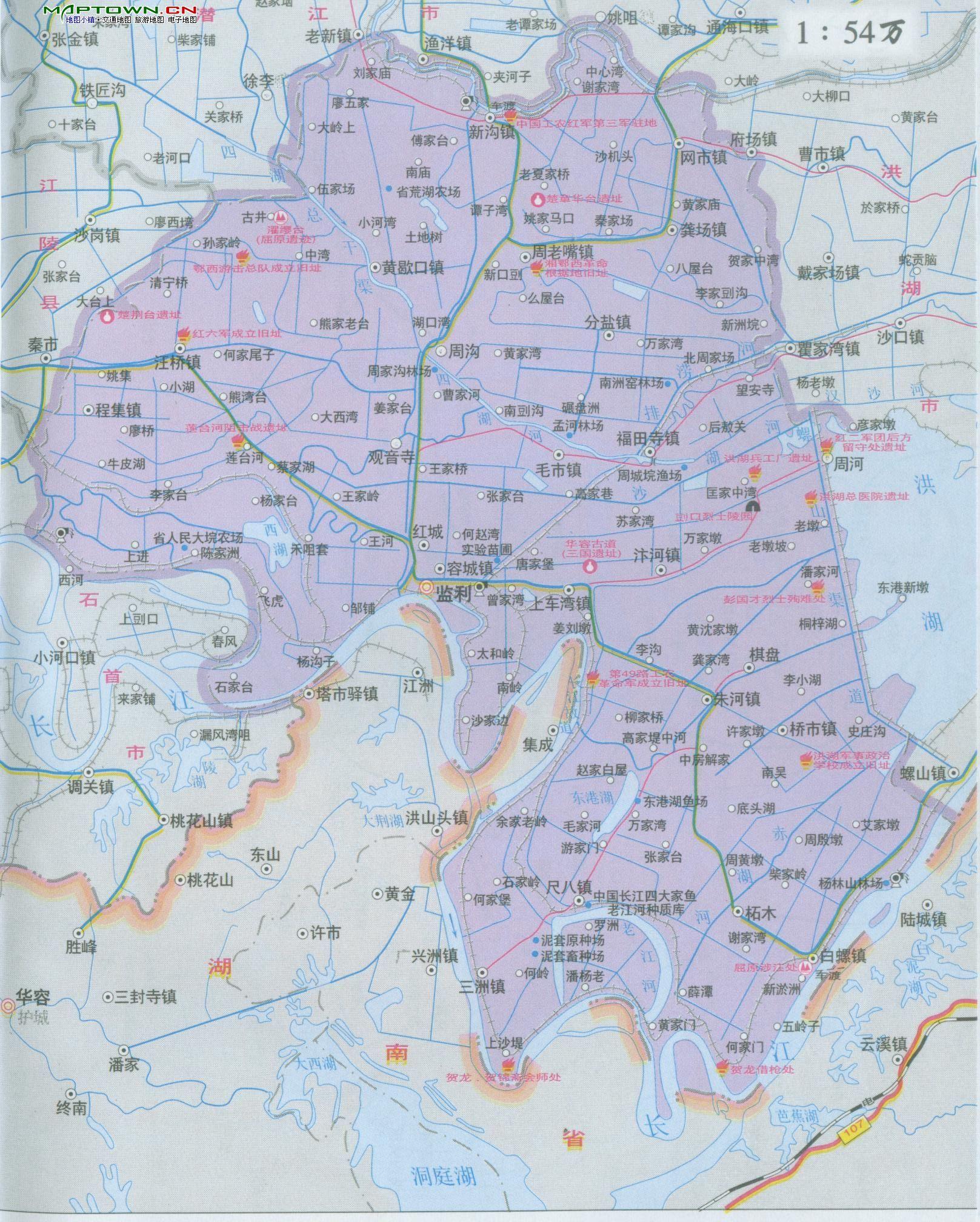 布达拉特旗地图